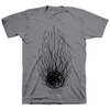 "Cave In ""Perfect Pitch Black: Evil Moon"" Grey T-Shirt"