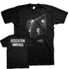 "Hesitation Wounds ""Chicanery"" Black T-Shirt"