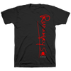 "Life Long Tragedy ""Runaways"" Black T-Shirt"