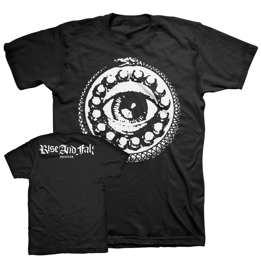 "Rise And Fall ""Deceiver"" Black T-Shirt"