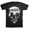 "Trap Them ""Seance Prime: White"" Black T-Shirt"