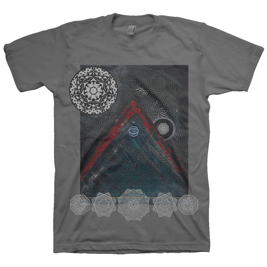 "Thomas Hooper ""Centre Of Nothing"" Grey T-Shirt"