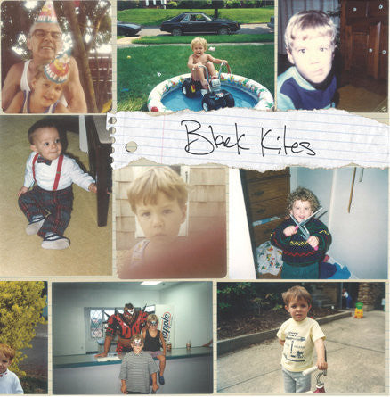 "Black Kites ""Songs Written While Things Were Changing"""