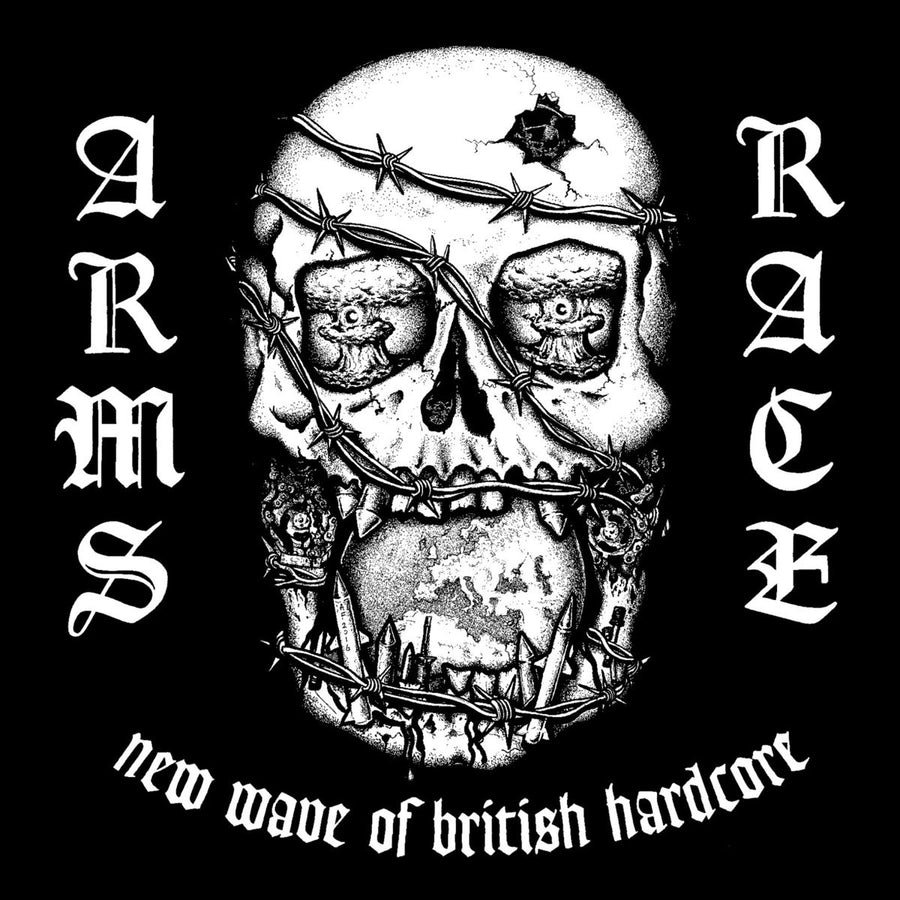 "Arms Race ""New Wave Of British Hardcore"""