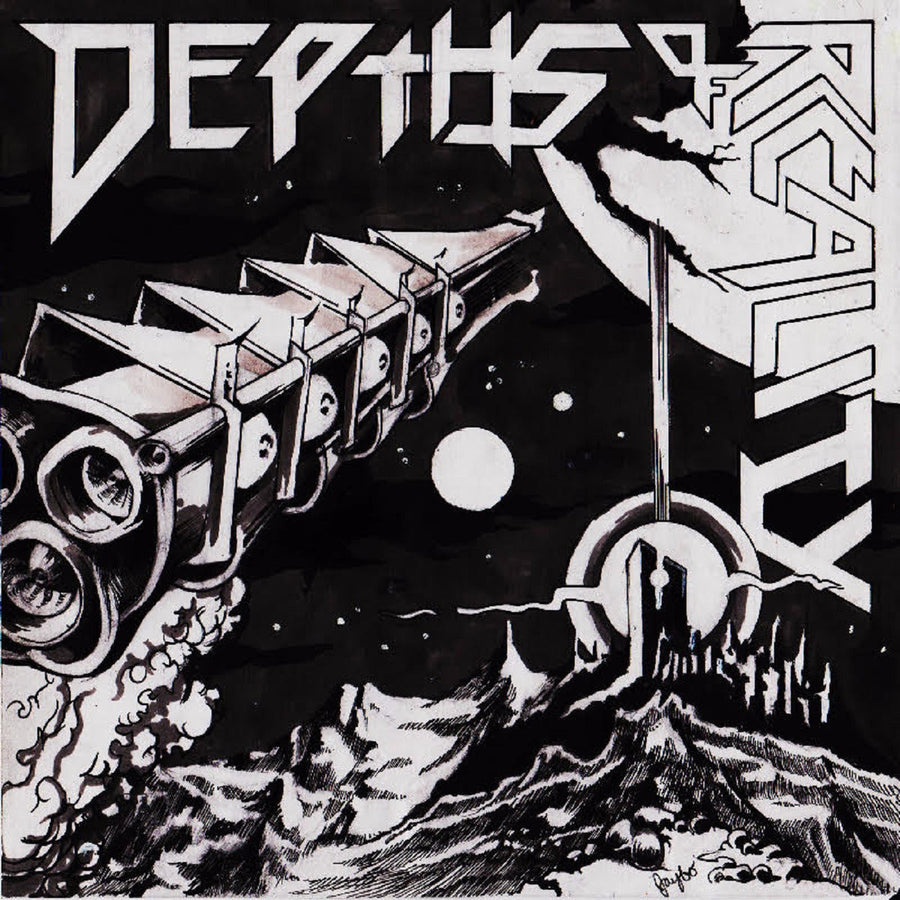 "Depths Of Reality ""Self Titled"""