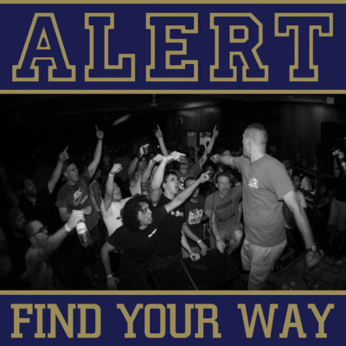 "Alert ""Find Your Way"""