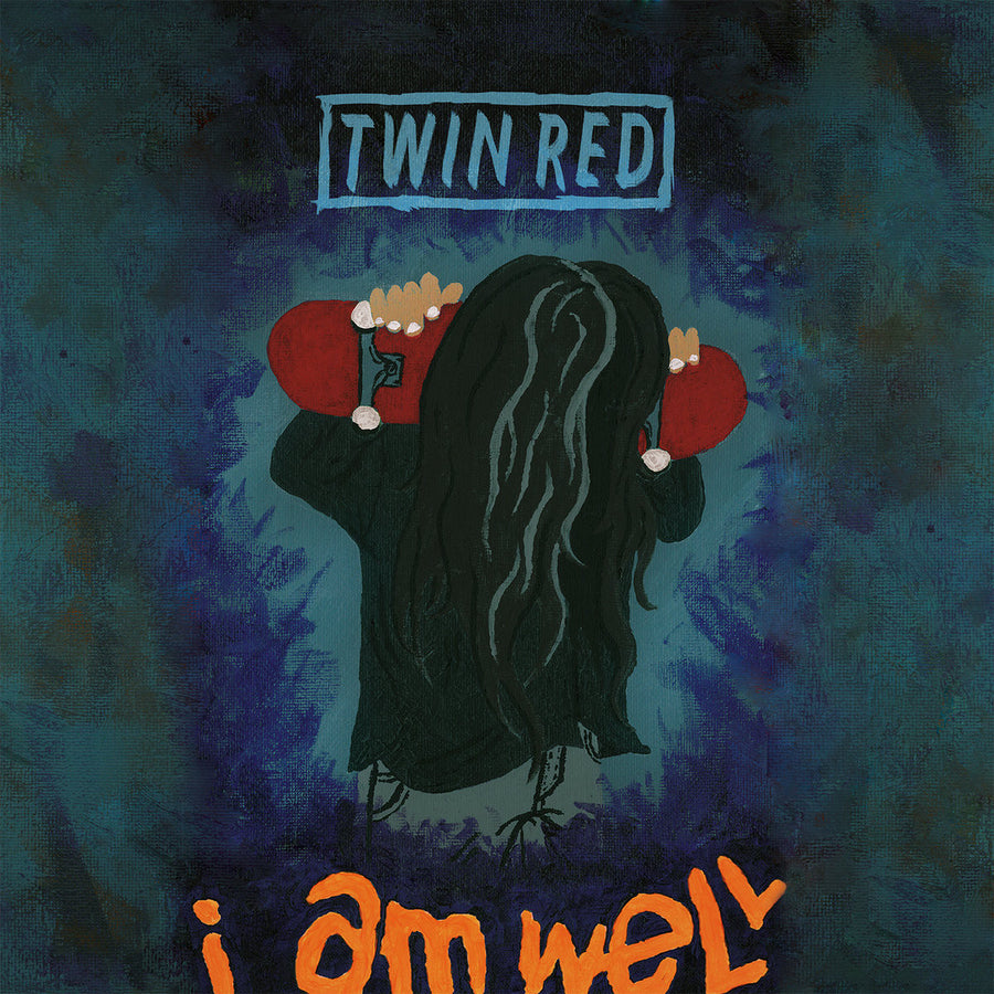 "Twin Red ""I Am Well"""