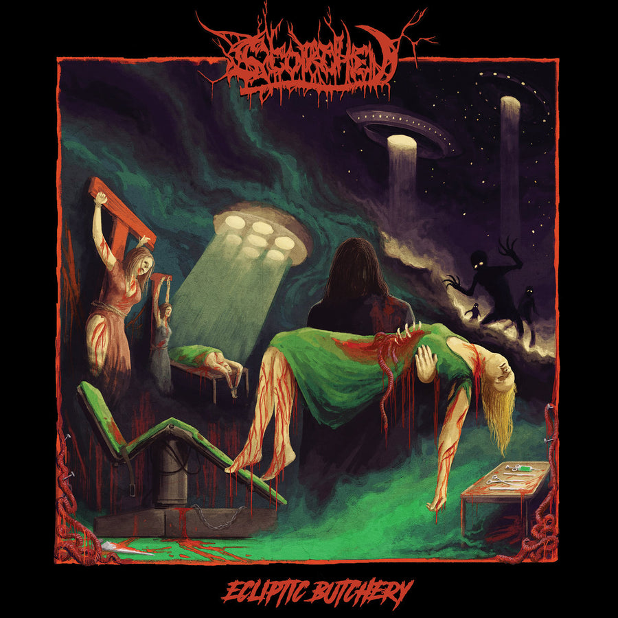 "Scorched ""Ecliptic Butchery"""