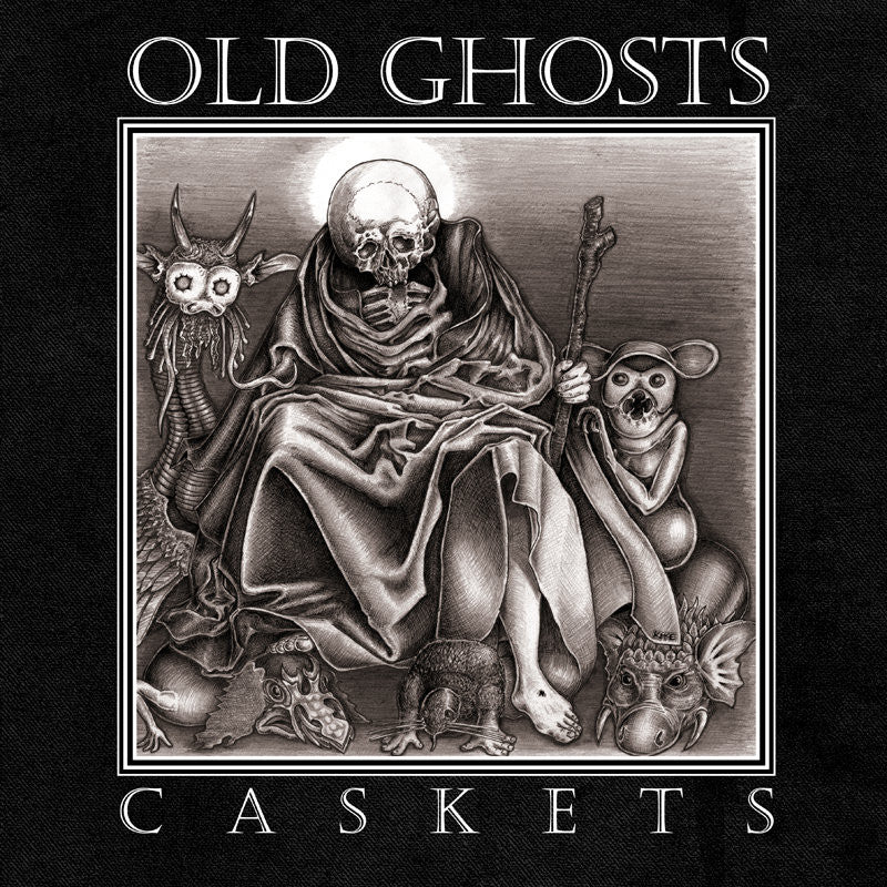 "Old Ghosts ""Caskets"""