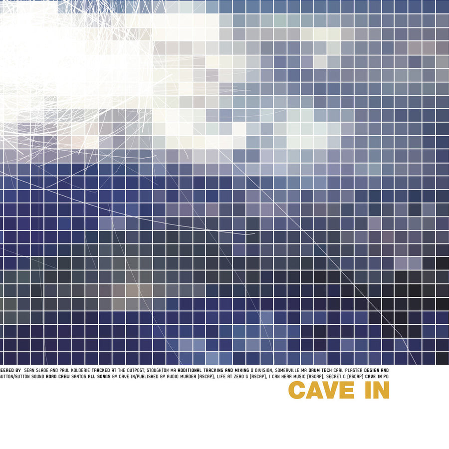 "Cave In ""Lost In The Air / Life Off"""