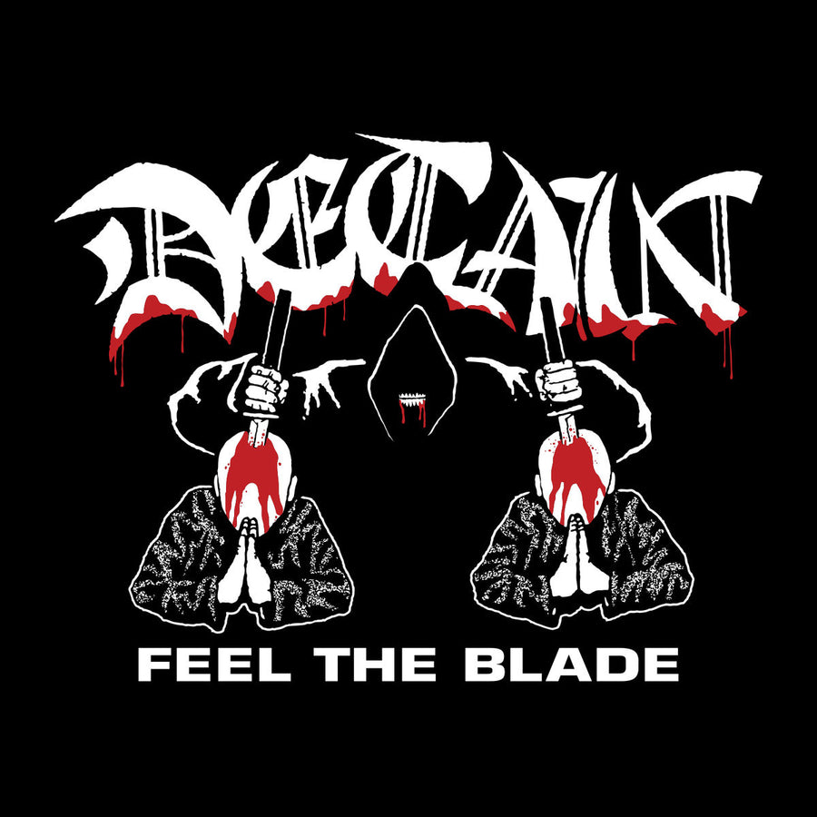 "Detain ""Feel The Blade"
