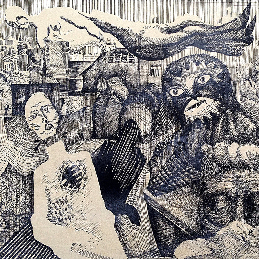 "mewithoutYou ""Pale Horses"""