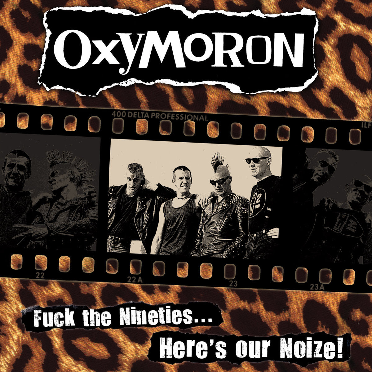"Oxymoron ""Fuck The 90s, Here's Our Noize"""