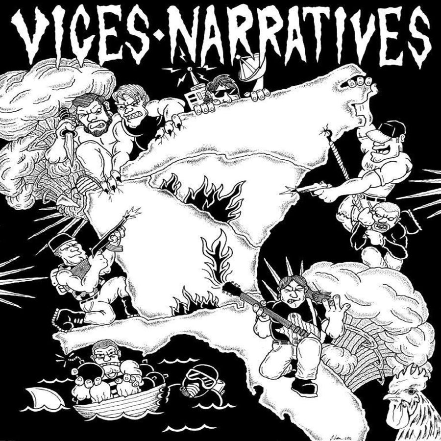 "Vices / Narratives ""Split"""