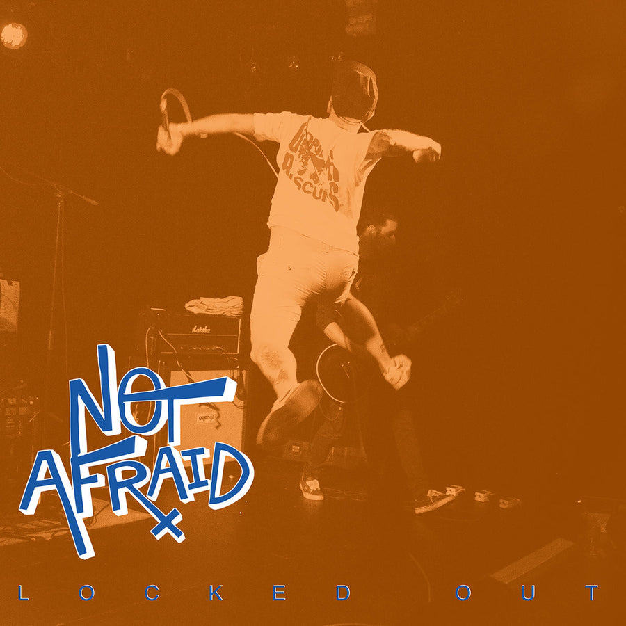 "Not Afraid ""Locked Out"""