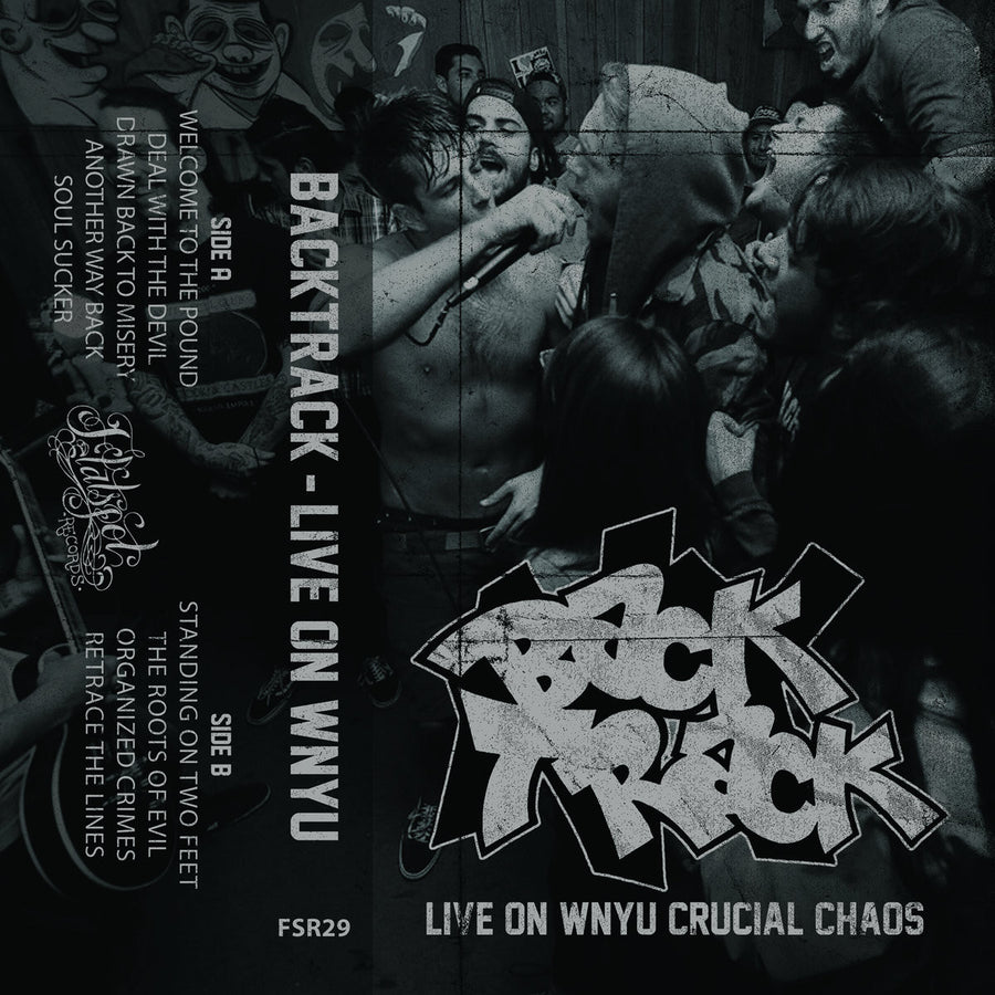 "Backtrack ""Live On WNYU Crucial Chaos"""