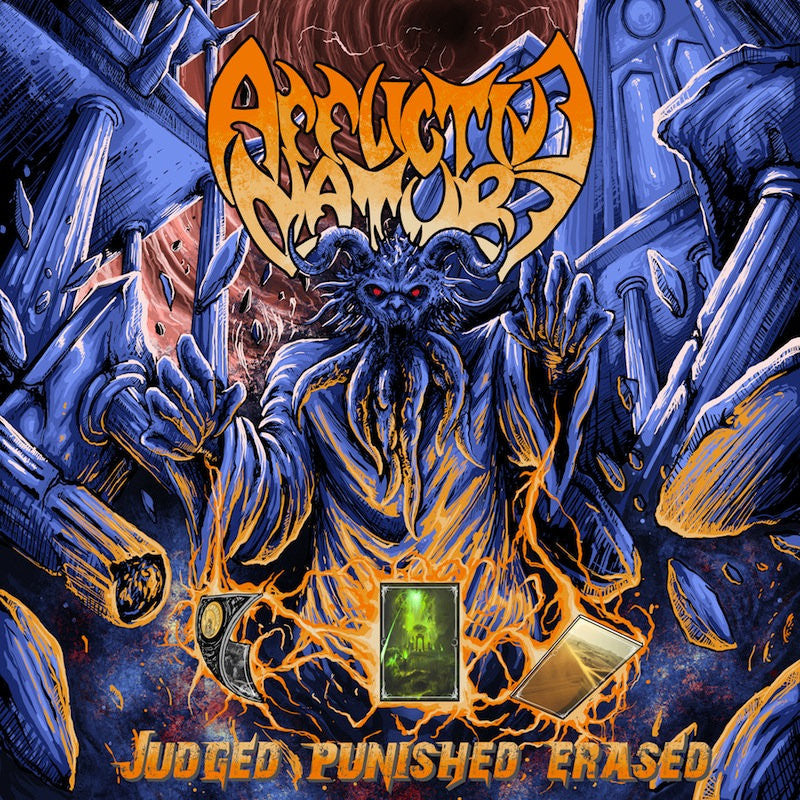 "Afflictive Nature ""Judged Punished Erased"""