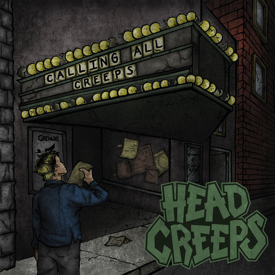 "Head Creeps ""Calling All Creeps"""