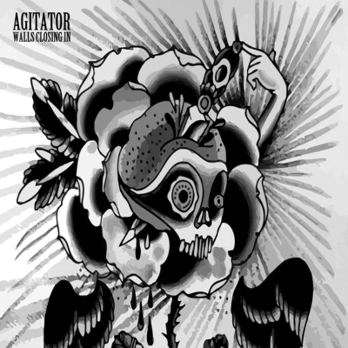"Agitator ""Walls Closing In"""