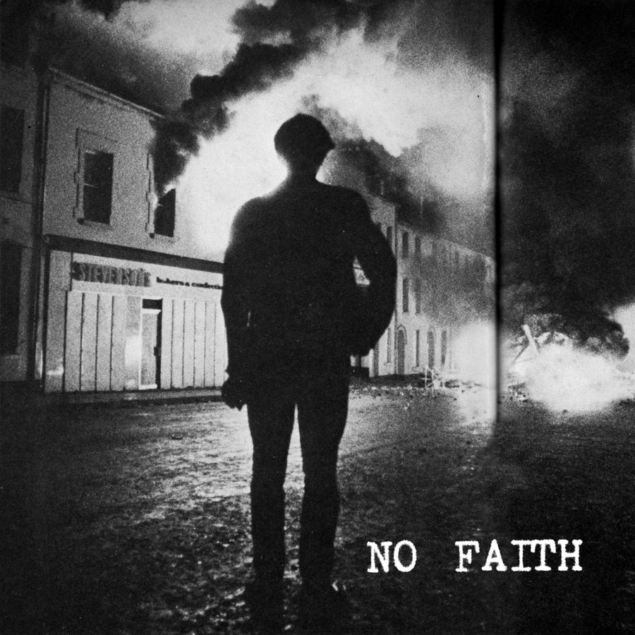 "No Faith ""Self Titled"""