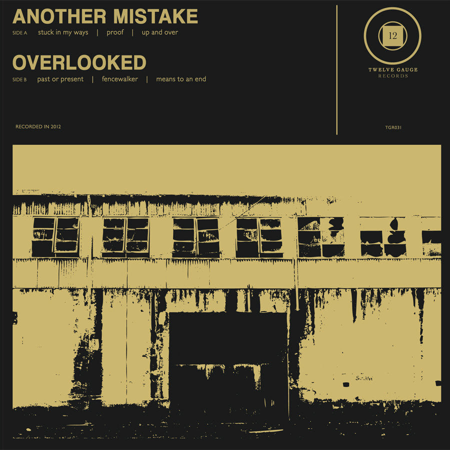 "Another Mistake / Overlooked ""Split"""