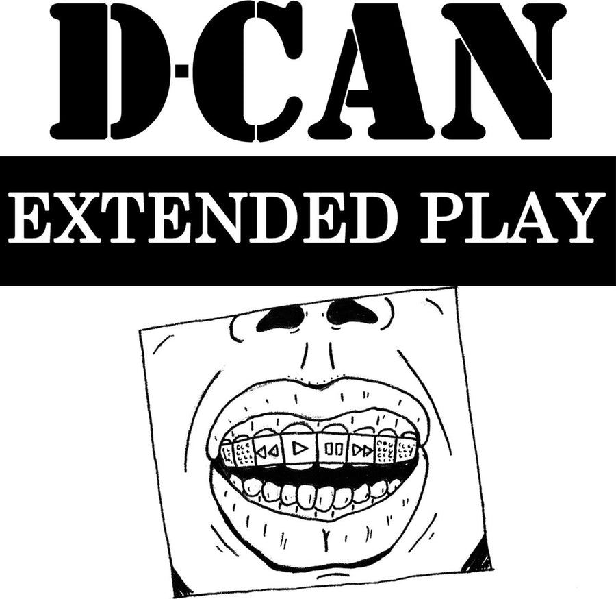 "D-CAN ""Extended Play"""