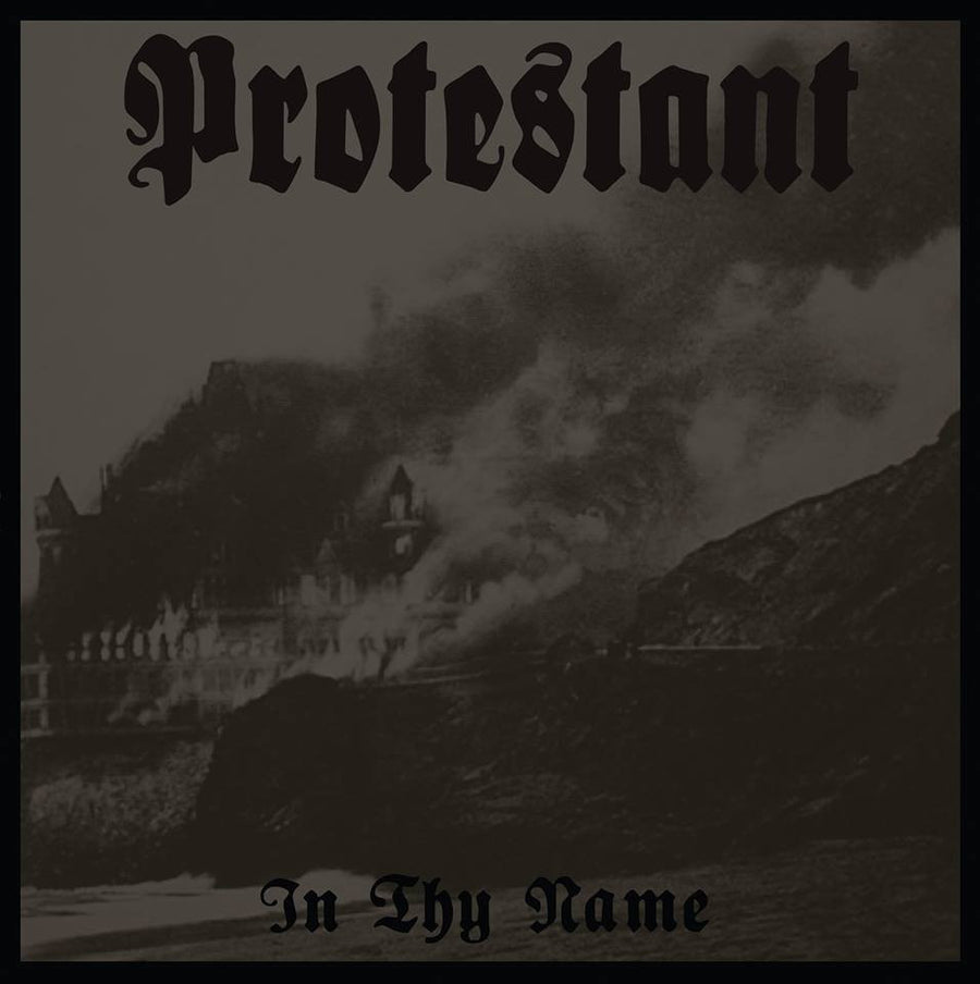 "Protestant ""In Thy Name"""