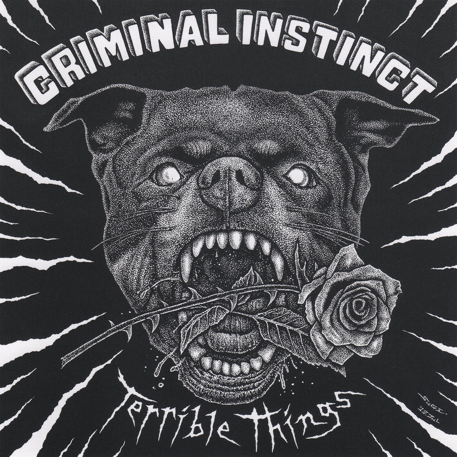 "Criminal Instinct ""Terrible Things"""