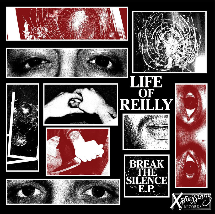 "Life Of Reilly ""Break The Silence"""