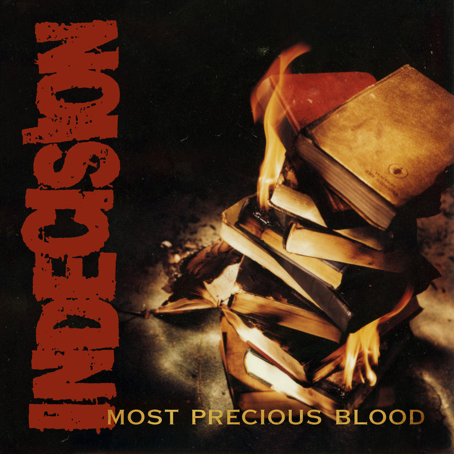 "Indecision ""Most Precious Blood"""