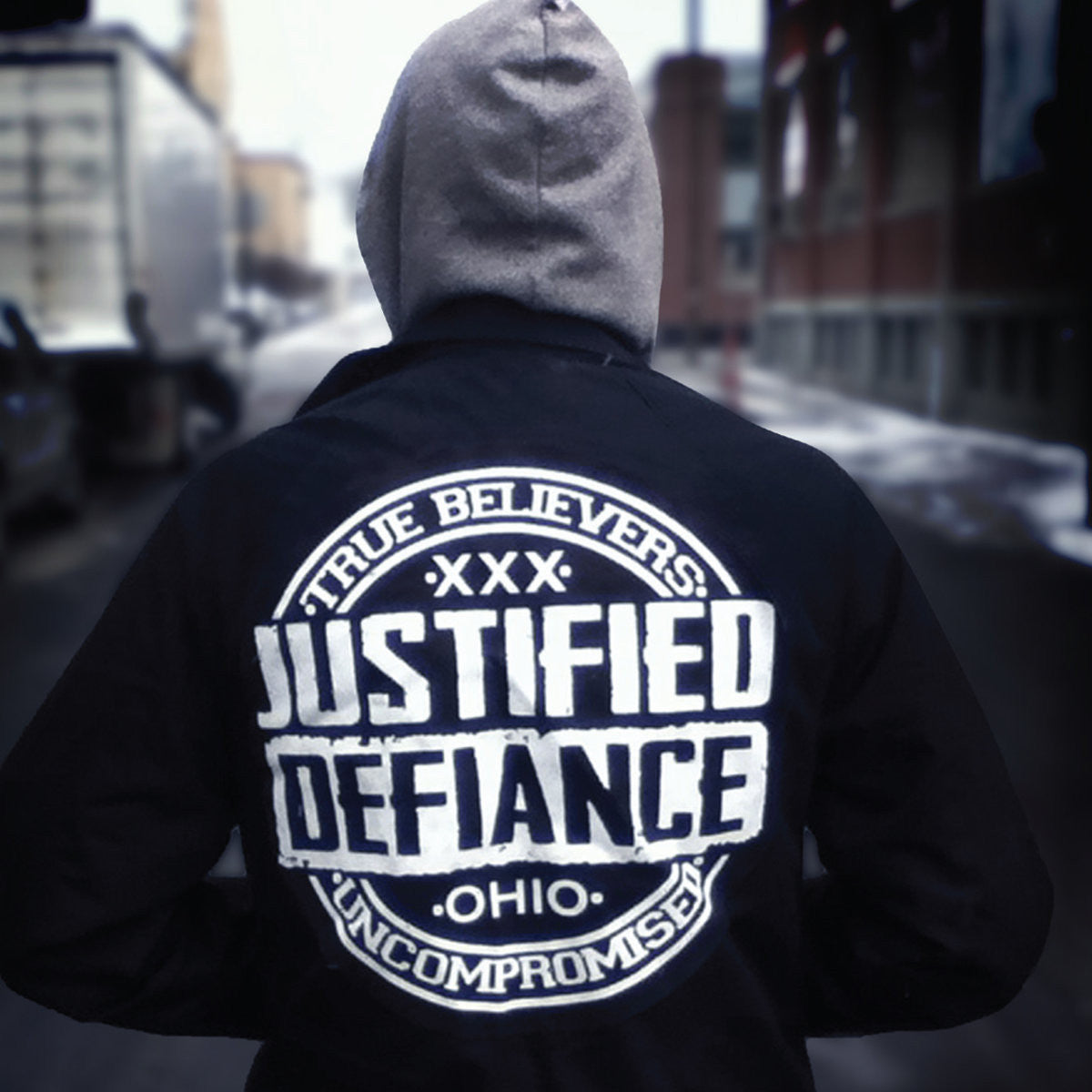 "Justified Defiance ""Self Titled"""