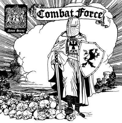 "Combat Force ""Never Stray: Pile of Skulls"""
