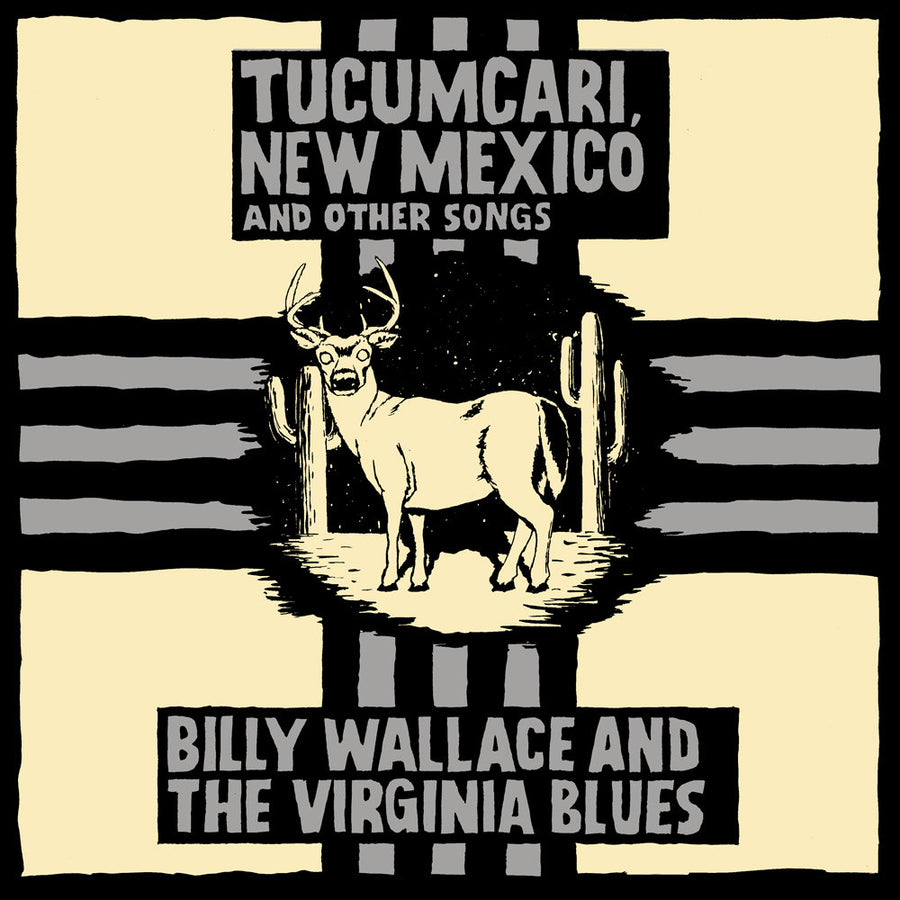 "Billy Wallace And The Virginia Blues ""Tucumcari, NM & Other Songs"""