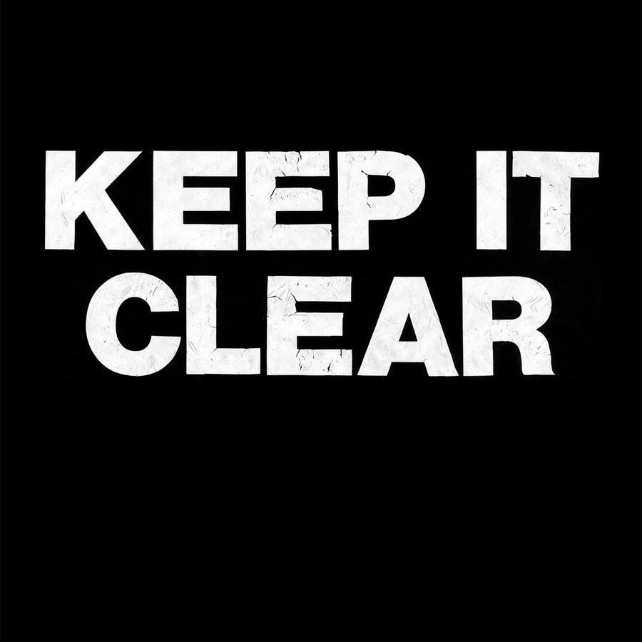 "Keep It Clear ""A Lesson That You're Gonna Learn"""