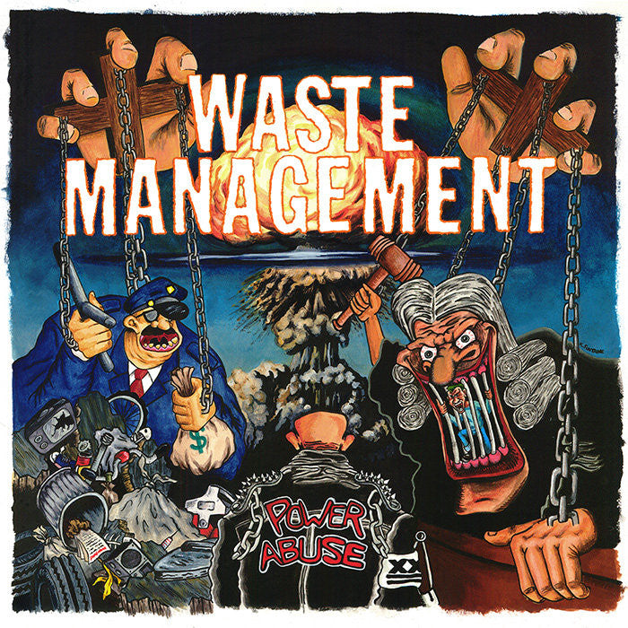 "Waste Management ""Power Abuse"""