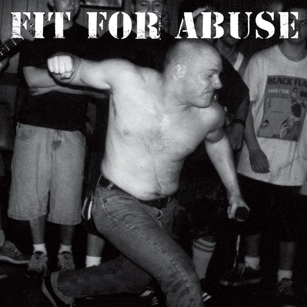"Fit For Abuse ""The Psycho Ray Sessions"""