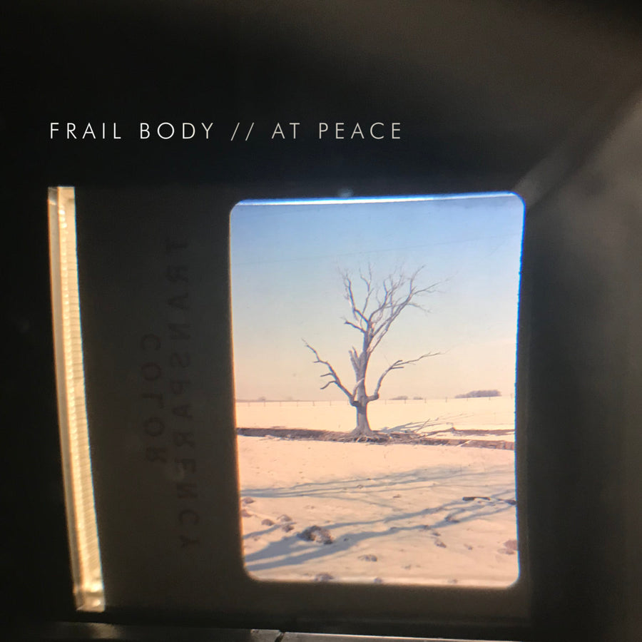 "Frail Body ""At Peace"""