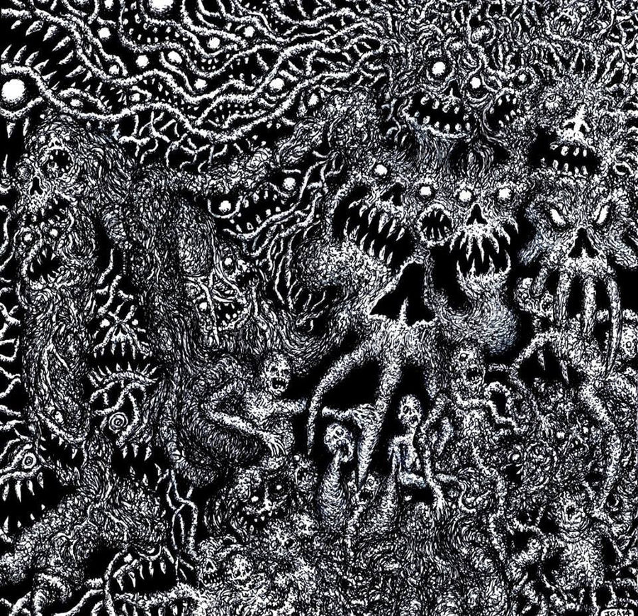 "Gatecreeper ""EP + Split Tracks"""