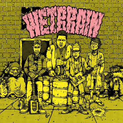 "Wetbrain ""Self Titled"""