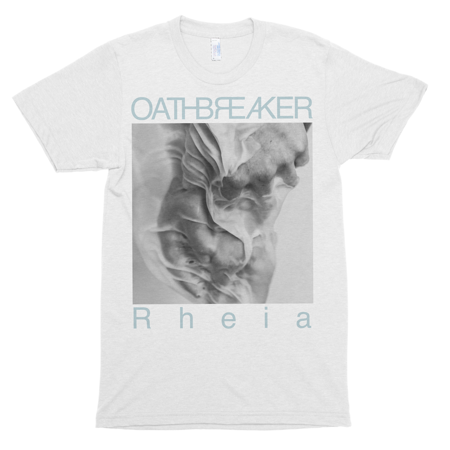 "Oathbreaker ""Rheia"" Women's White T-Shirt"