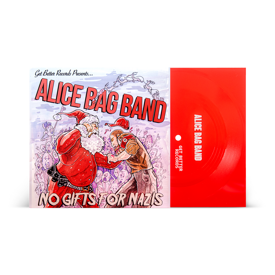 "Alice Bag ""No Gifts For Nazis"""