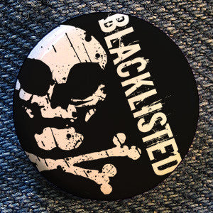 "Blacklisted ""Skull"" Button"