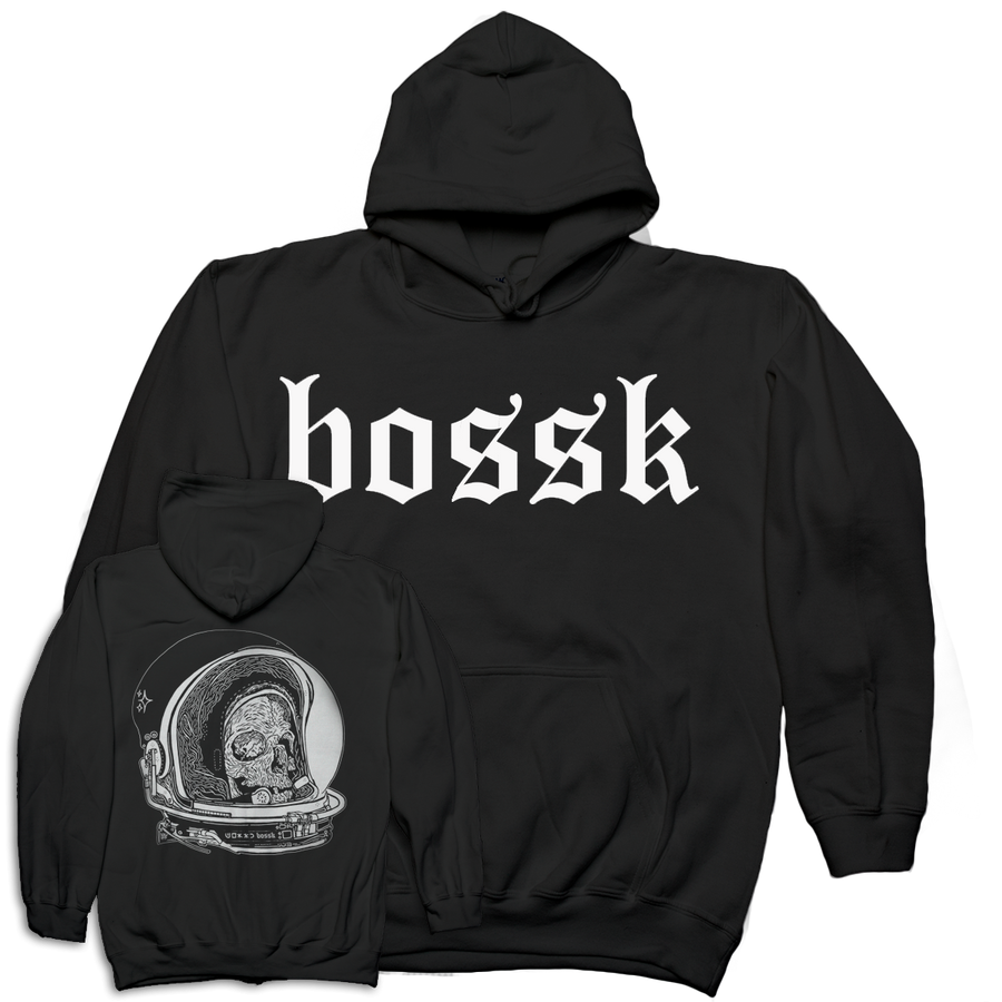 "Bossk ""Spaceman"" Hooded Sweatshirt"
