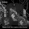 "Umbra Vitae ""Hands"" Black Longsleeve T-Shirt + Download"