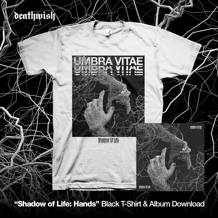 "Umbra Vitae ""Hands"" T-Shirt + Download"