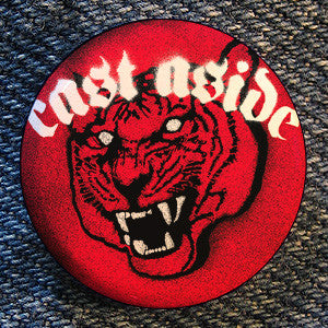 "Cast Aside ""Tiger"" Button"