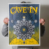 "Cave In ""2019 Fall Us Tour"" Screen Print"
