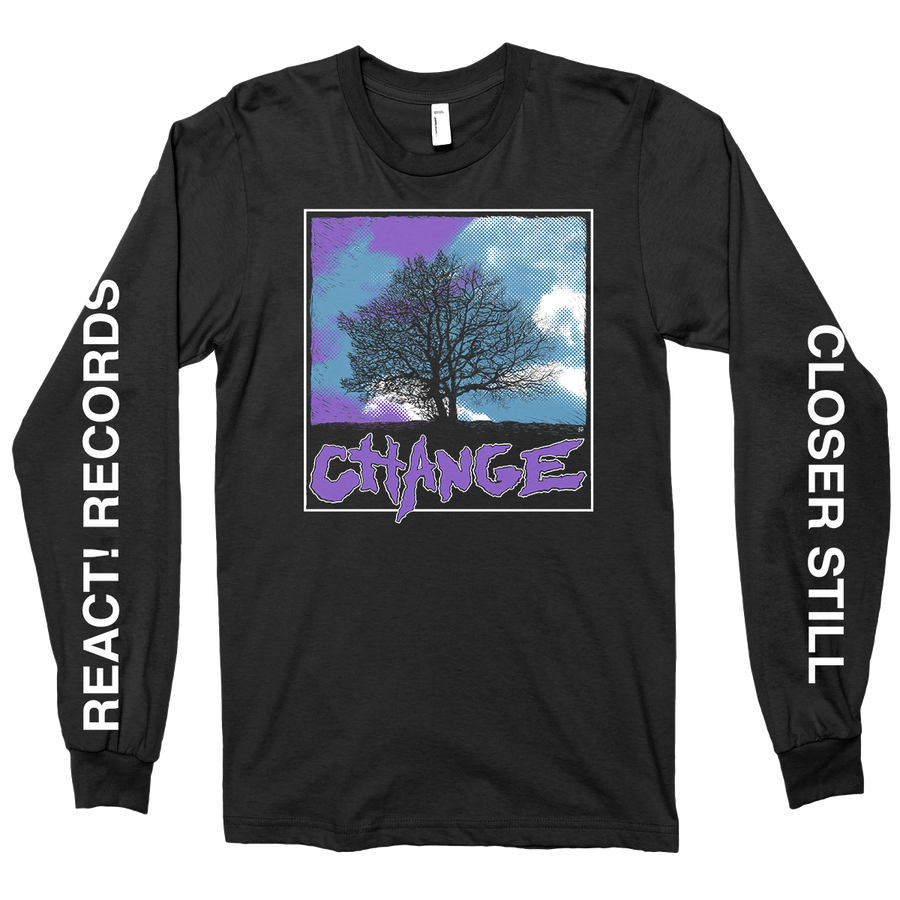 "Change ""Closer Still"" Black Longsleeve"