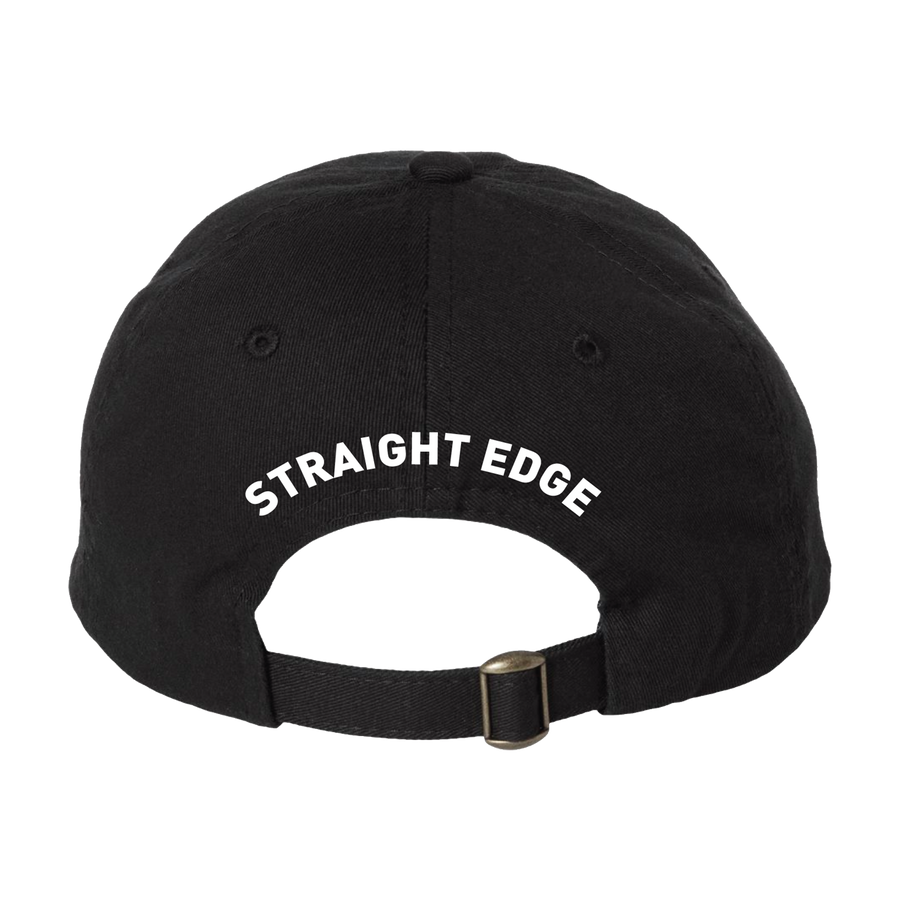 "Change ""Straight Edge"" Black Hat"