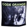 "Code Orange ""I Am King"" Banner"